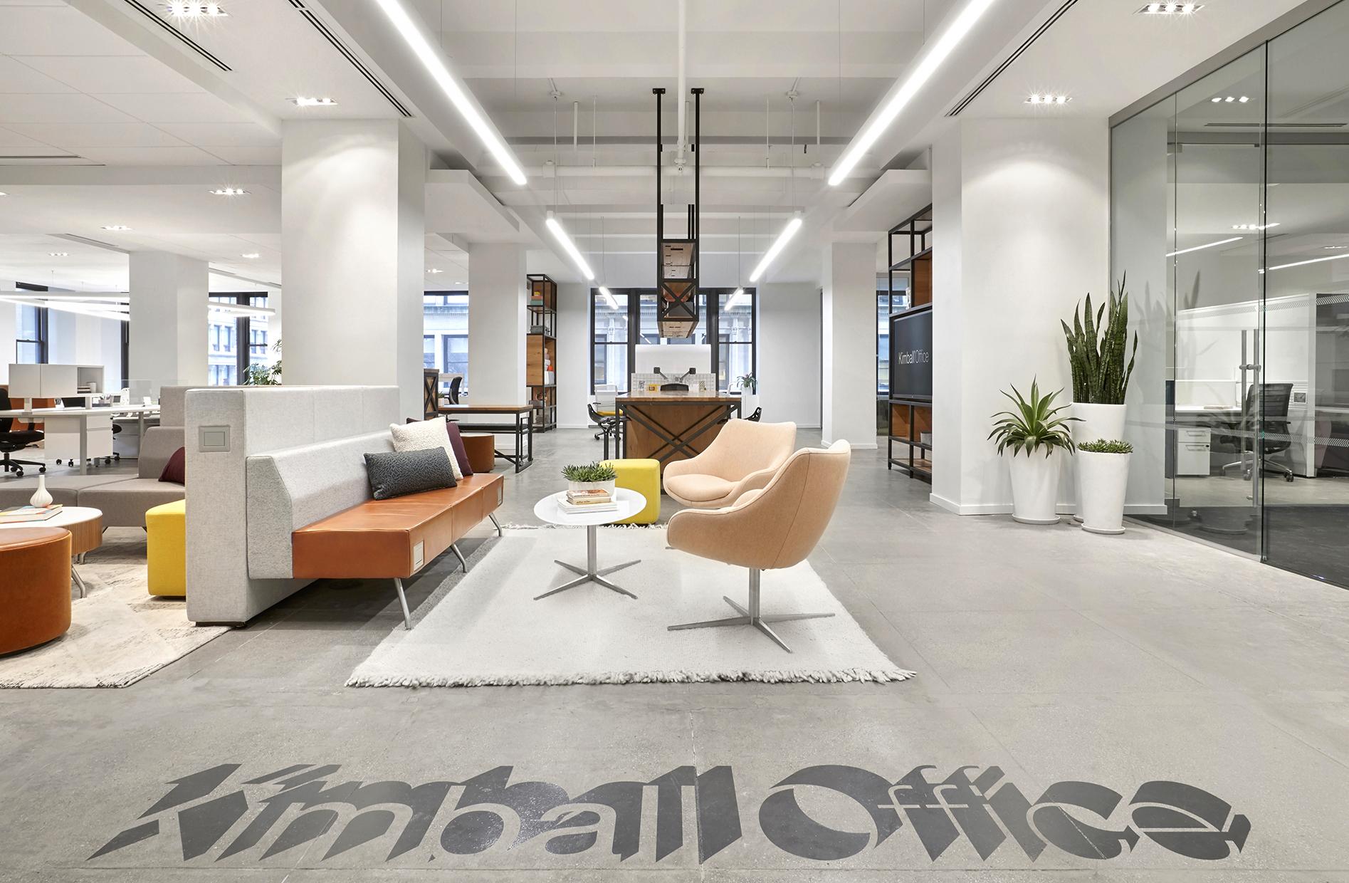 Kimball Showroom New York Studio O A